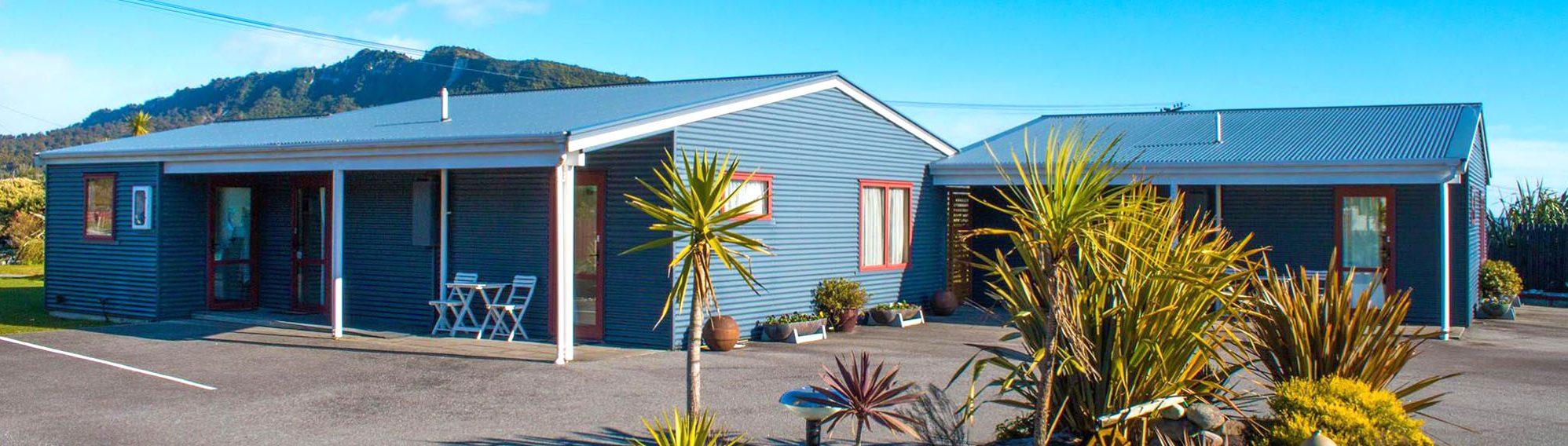 Punakaiki Accommodation New Zealand